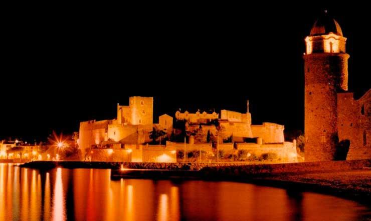 Castillo de Colliure