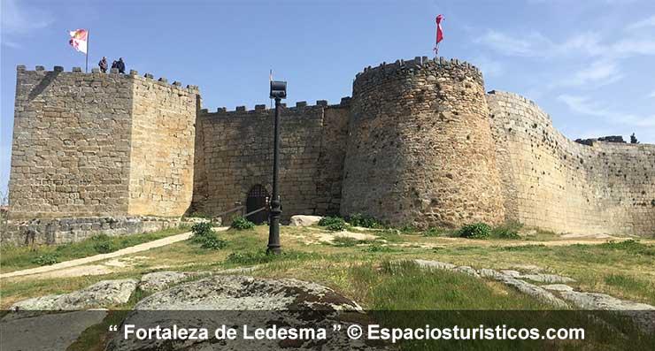 Fortaleza castillo de Ledesma
