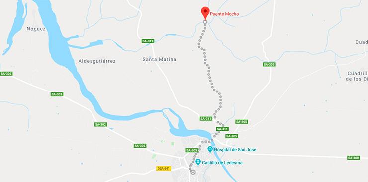 Puente Mocho de Ledesma