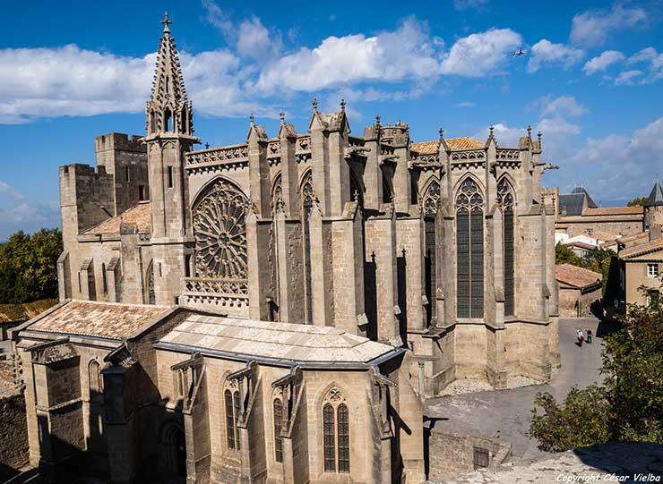 """"""" Catedral de Carcassonne """""""
