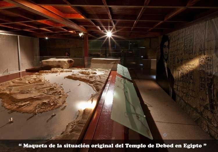 Terraza del Templo de Debod