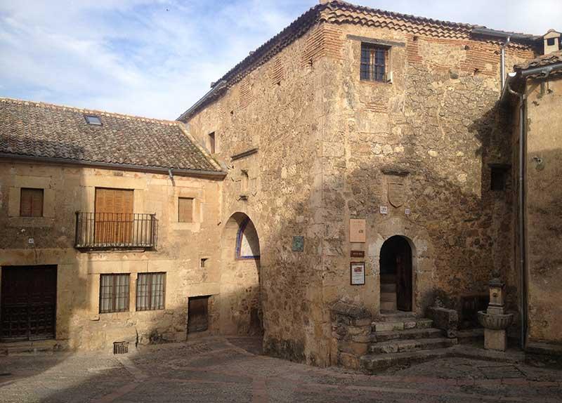 Cárcel de la villa de Pedraza