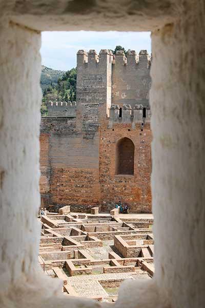 La Alcazaba árabe