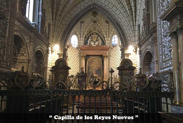 Capilla de los Reyes Nuevos de la Catedral De Toledo