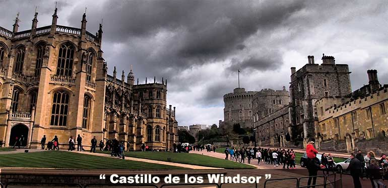 El Castillo de los Windsor