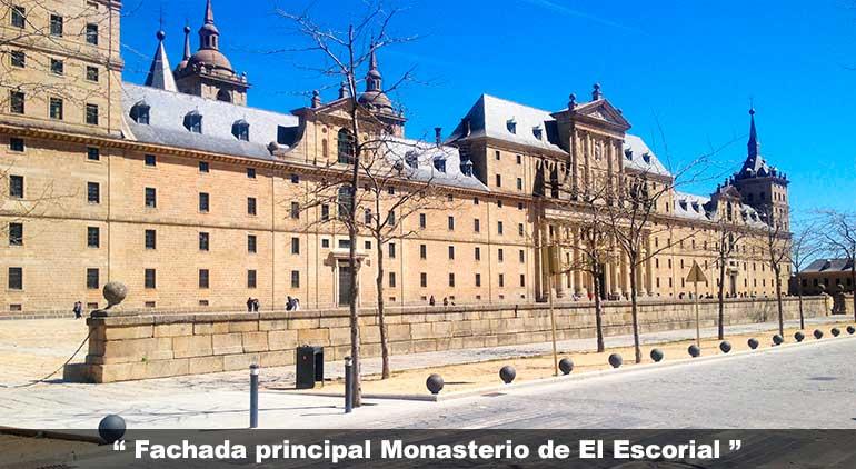 que visitar en el monasterio de El Escorial