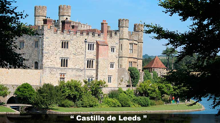 Castillo de Leeds