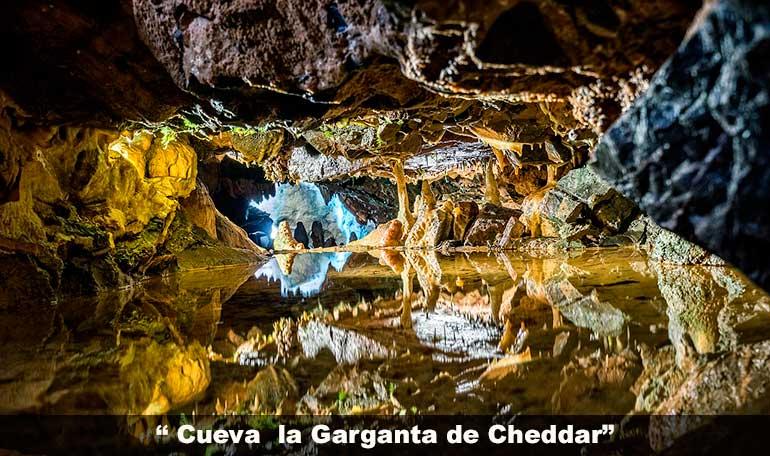 Cueva Garganta de Cheddar