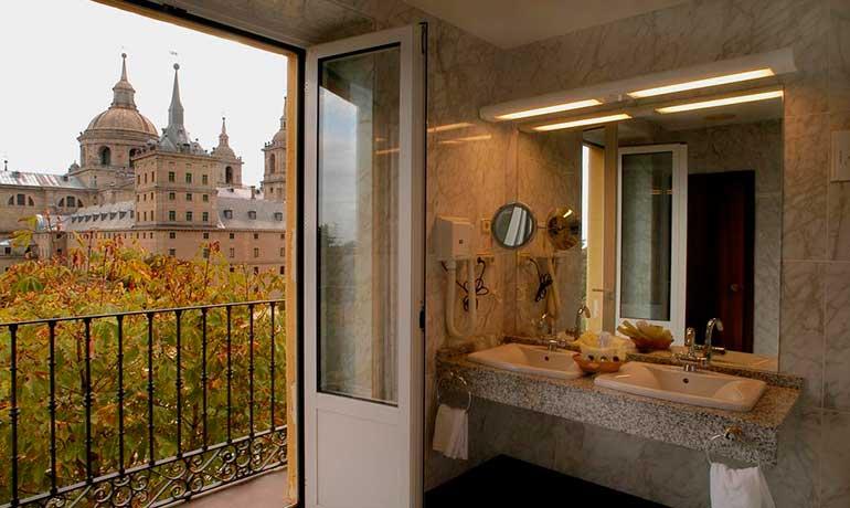 mejores hoteles donde dormir en San Lorenzo del Escorial