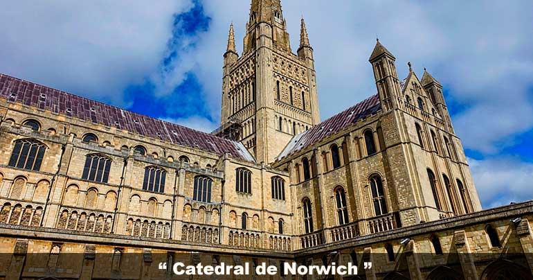 Catedral de San Juan Bautista de Norwich