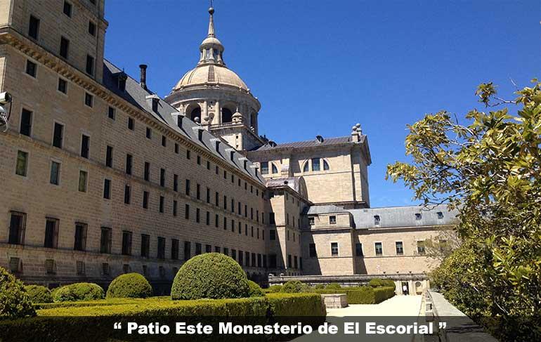 Recorrido por el Monasterio de el escorial