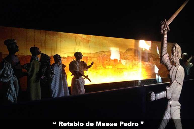 Retablo de Maese Pedro.