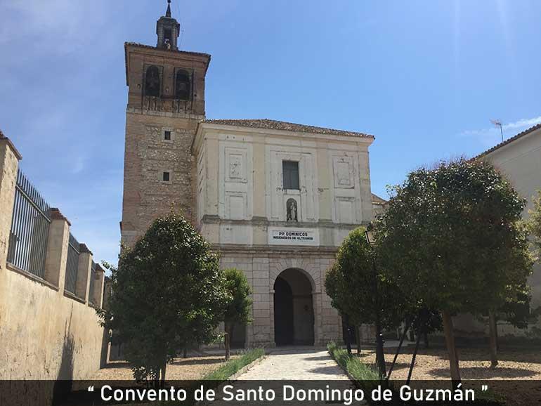 convento Santo Domingo de Guzmán