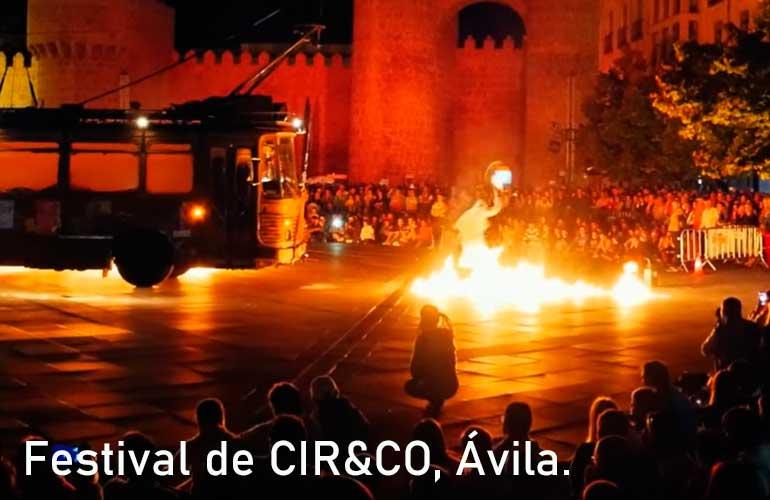 Festival de CIR&CO, Avila