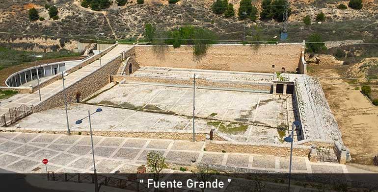 Fuente Grande deOcaña