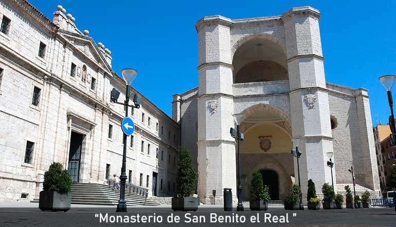 monasterio san benito real