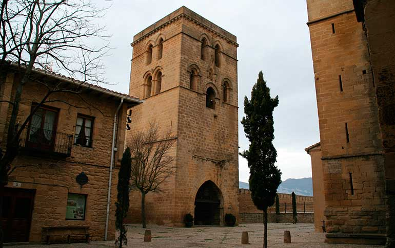 Torre Abacial de Laguardia