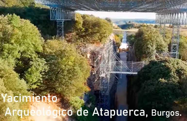 Yacimiento Arqueológico de Atapuerca, Burgos