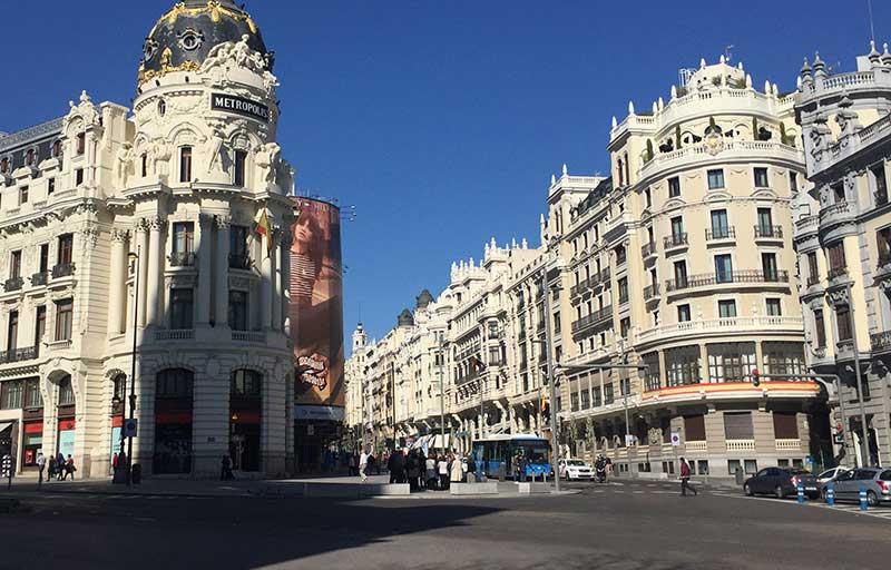 Monumentos turísticos de Madrid
