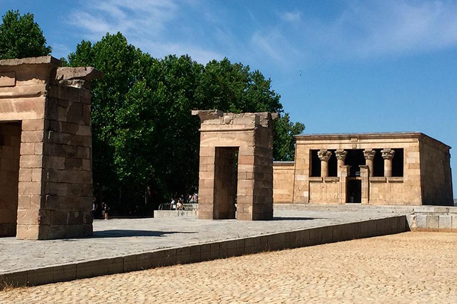 Templo Egipcio de Debod (Madrid)