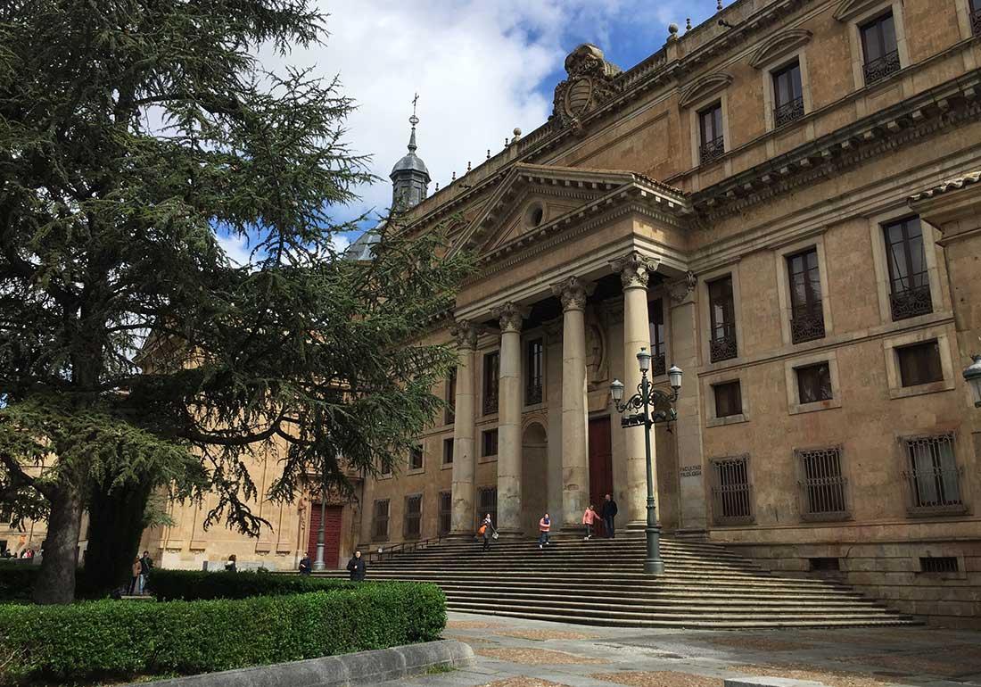 Palacio de Anaya o Antiguo Colegio Menor de Salamanca