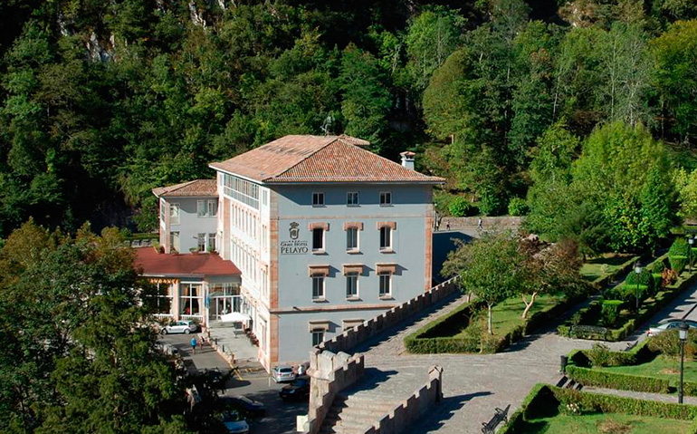 Arcea Gran Hotel don Pelayo