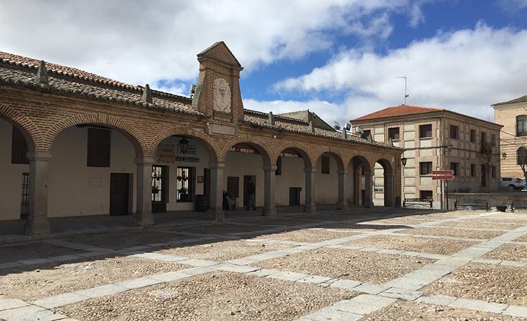 Ayuntamiento Madrigal de las Altas Torres