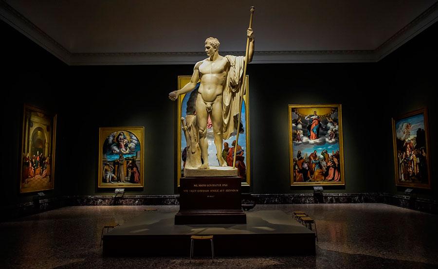 Pinacoteca Di Brera de Milán