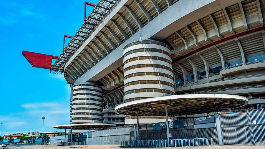 Estadio de San Siro de Milán