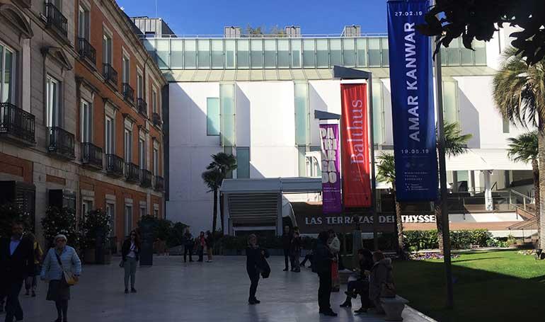 Museo Thyssen-Bornemisza de Madrid