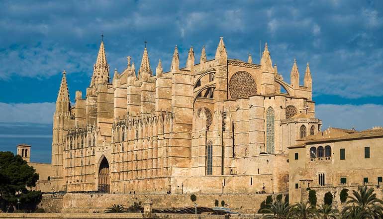 Catedral Santa María de Palma de Mallorca o La Seu