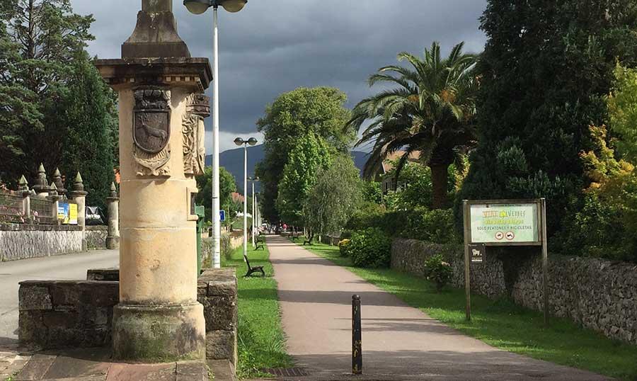 Vía Verde de Puente Viesgo
