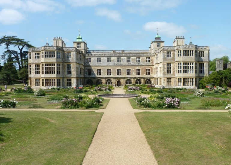 Audley End House-Este de Inglaterra-Essex