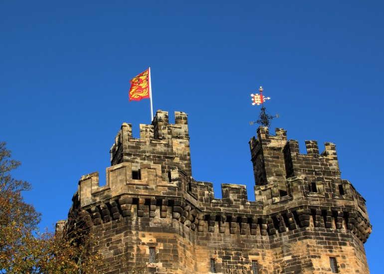 Castillo de Lancaster-Noroeste de Inglaterra-Lancashire