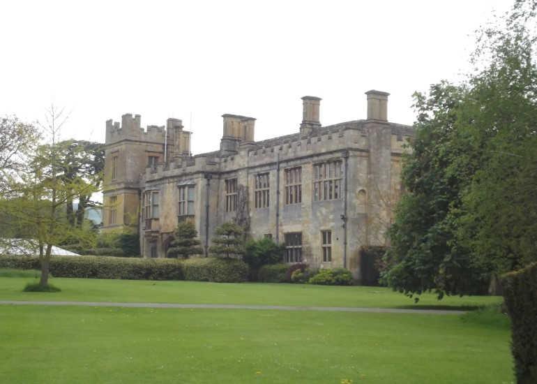 Castillo de Sudeley-Sudoeste de Inglaterra-Gloucestershire-flickr-Elliott Brown