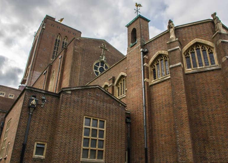 Catedral de Guildford-Sudeste de Inglaterra-Surrey