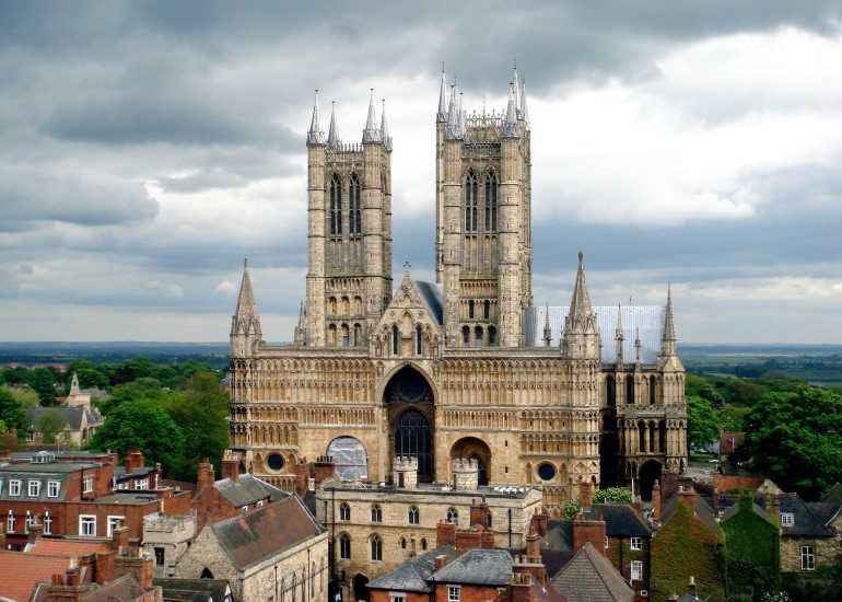 Catedral de Lincoln-Yorkshire y Humber-Lincolnshire