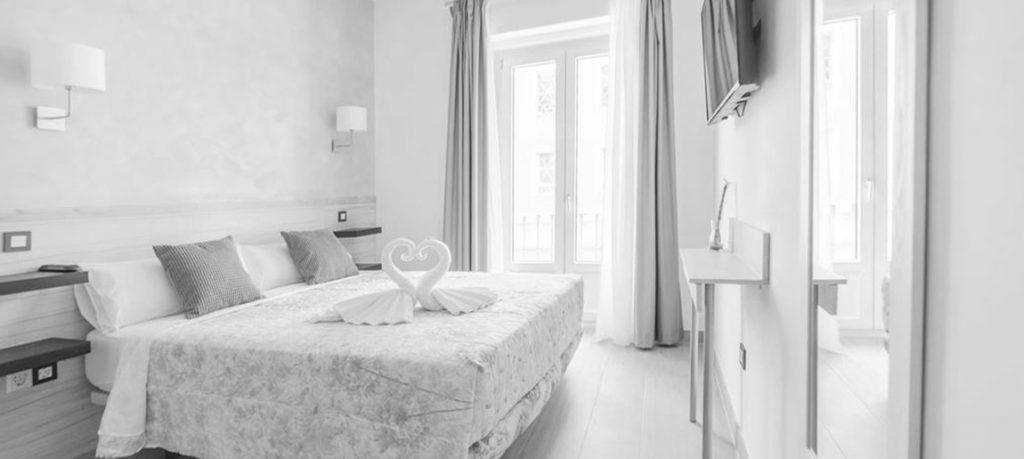 6 Hostales baratos en  Madrid Centro
