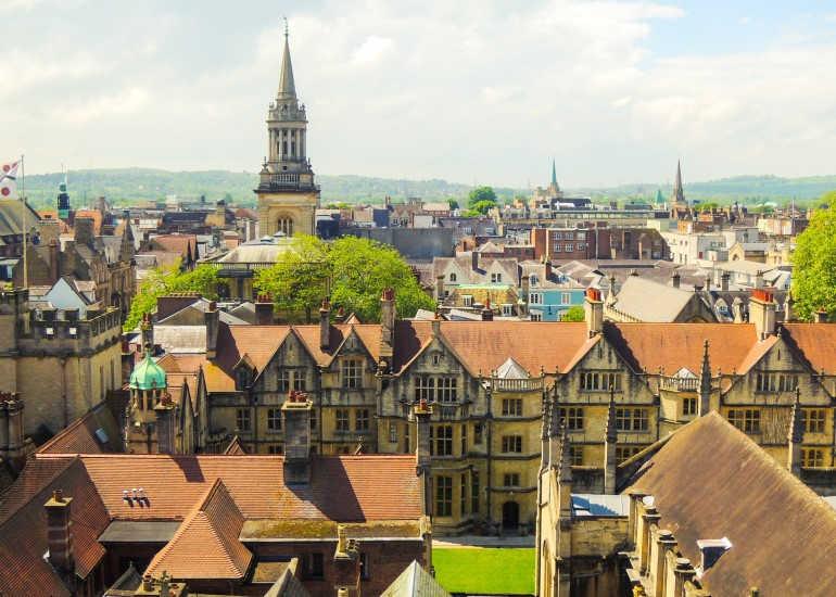 Oxford-Sudeste de Inglaterra-Oxfordshire