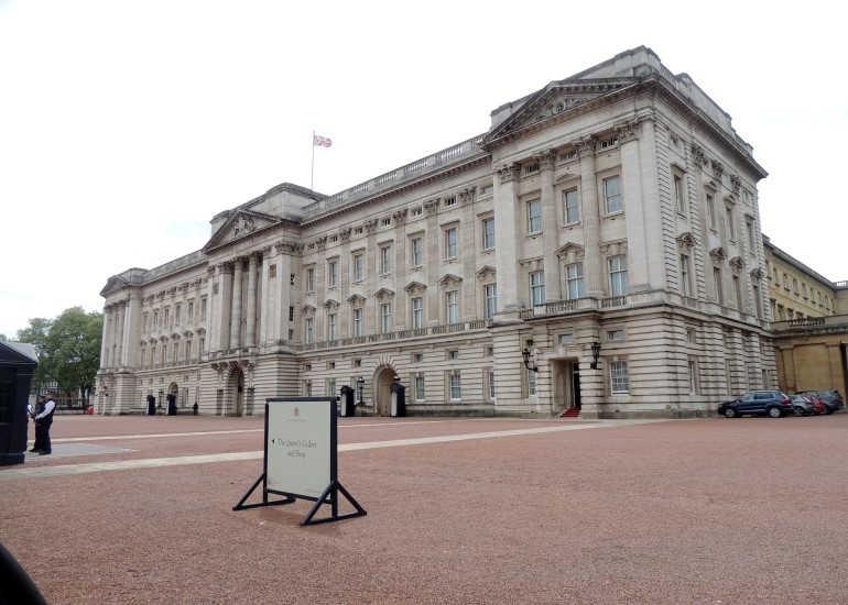 Palacio de Buckingham-Sudeste de Inglaterra-Buckinghamshire