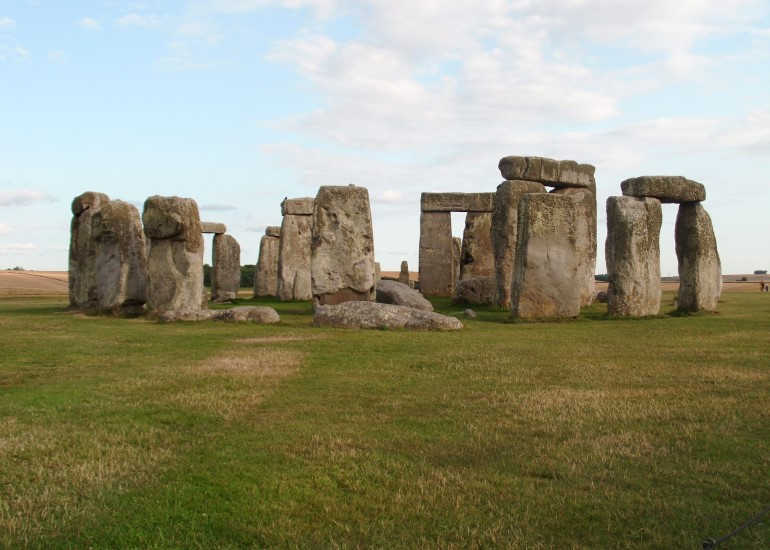 stonehenge-Sudoeste de Inglaterra-Wiltshire