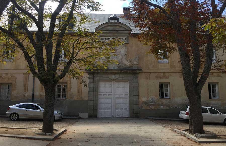 Casa de las antiguas Caballerizas reales