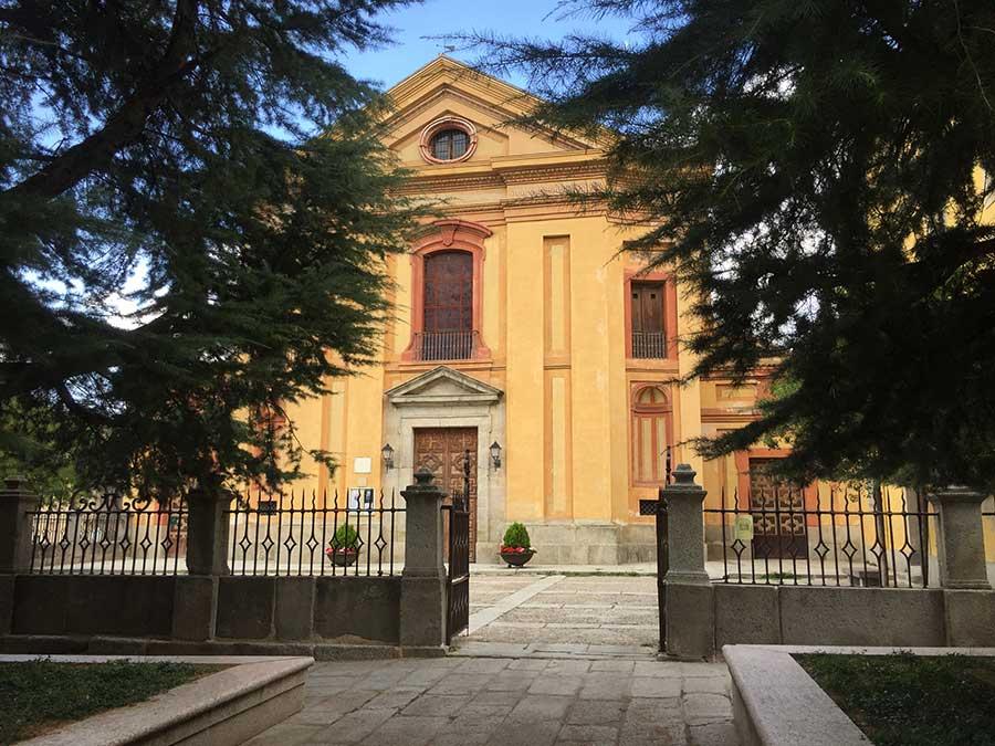 Iglesia Nª. Sra. del Rosario