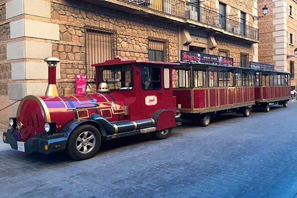 Train Vision de Toledo