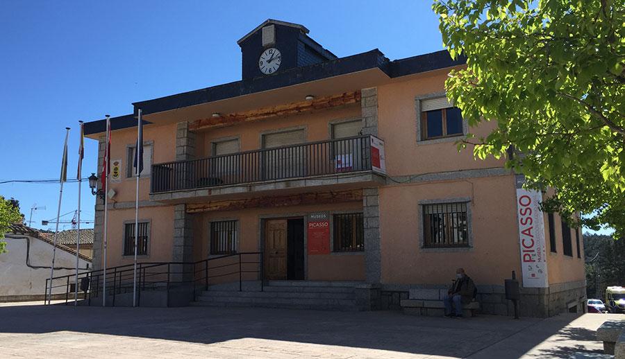 Museo Picasso en Buitrago de Lozoya
