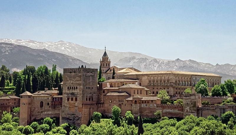 Monumentos del Mundo: La Alhambra de Granada