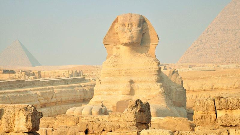 Monumentos del Mundo: Pirámides, Egipto