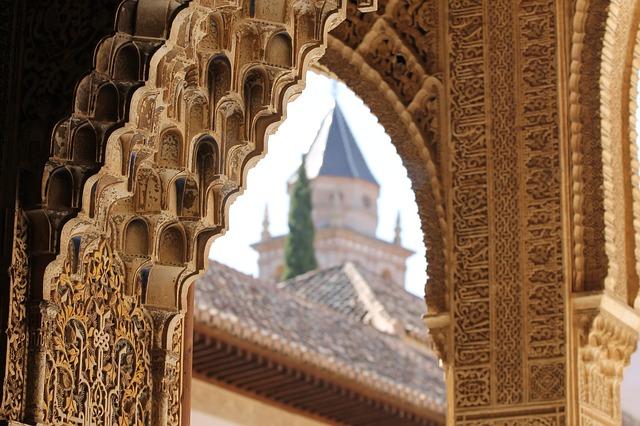 Comprar entrada para la Alhambra de Granada (España)