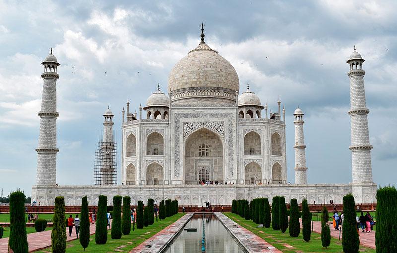 Monumentos del Mundo: TAJ MAHAL