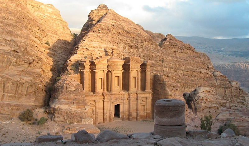 Monumentos del Mundo: Petra, Jordania